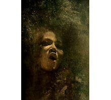 I Am Woman Photographic Print