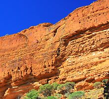 Kings Canyon - Northern Territory by Jillian Holmes