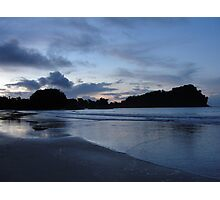Breaking Dawn, Manuel Antonio National Park, Costa Rica Photographic Print