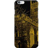 Medieval Church In Kenton iPhone Case/Skin