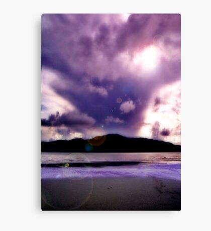 Forces Unknown Canvas Print