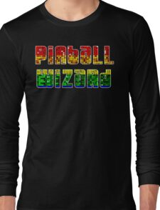 ARCADE - Pinball Wizard! Long Sleeve T-Shirt