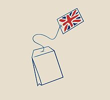 English Tea Bag by danielasynner