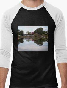 Tumbulgum Hotel Men's Baseball ¾ T-Shirt