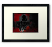 lambs to the slaughter Framed Print