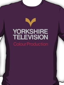 Yorkshire TV logo T-Shirt