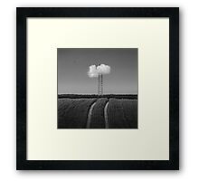 The Ladder Framed Print