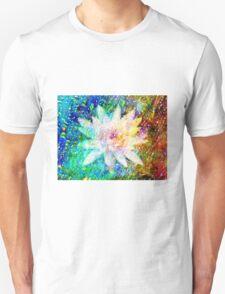 Iridescent Lily flower T-Shirt