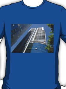 Exterior of Modern Buildings in Buenos Aires, Argentina T-Shirt