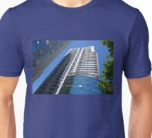 Exterior of Modern Buildings in Buenos Aires, Argentina Unisex T-Shirt