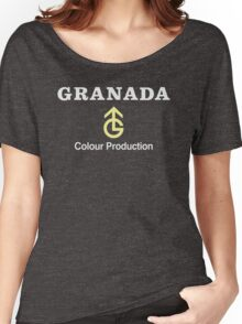 Granada TV logo: from the North Women's Relaxed Fit T-Shirt
