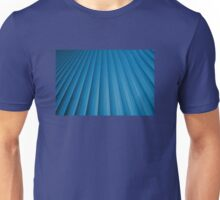 Blue abstract background Unisex T-Shirt