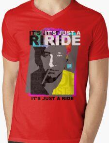 Bill Hicks (It's Just A Ride) Mens V-Neck T-Shirt
