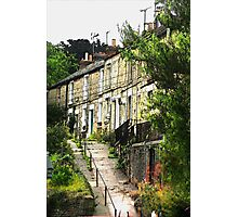 Stokes Croft in Frome Photographic Print