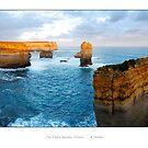 The Gorge / Twelve Apostles Victoria by KStudios