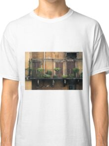 Woke up on the right side of the bed  Classic T-Shirt