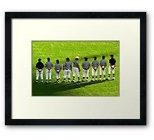 Referees Framed Print