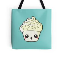 Spooky Cupcake - Ghost Tote Bag