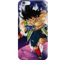 Bardock at Planet Vegeta iPhone Case/Skin