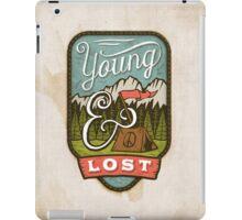 Camp iPad Case/Skin