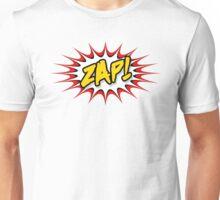 Zap Cartoon pop art Unisex T-Shirt