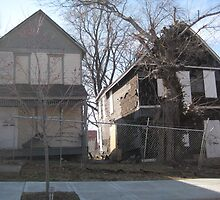 Charlie Parker Neighborhood in Kansas City by Foxcat