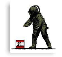 POW & BombSquad Canvas Print