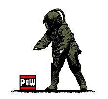 POW & BombSquad Photographic Print