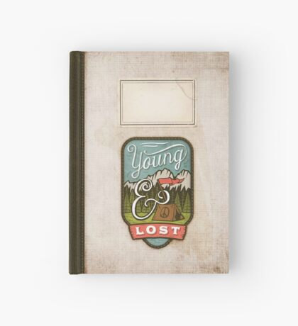 Camp Hardcover Journal