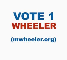 Vote 1 Michael Wheeler Unisex T-Shirt