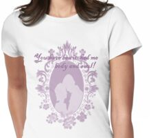 Pride and Prejudice (Elizabeth and Darcy) Womens Fitted T-Shirt