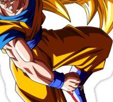 Goku Super Saiyan 3 Sticker
