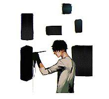 Barakamon / Handa Seisshuu Painting Photographic Print