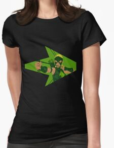 Artemis - Young Justice Womens Fitted T-Shirt