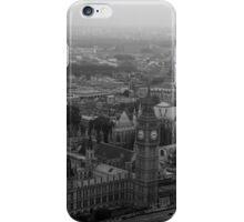 Big Ben Through the Fog iPhone Case/Skin