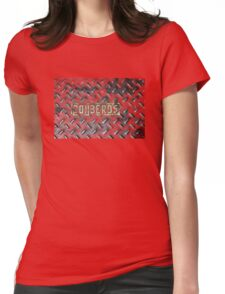 Bomberos Womens Fitted T-Shirt