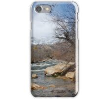 yep i rode these rapids iPhone Case/Skin