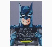 Batman Mugshot Kids Clothes