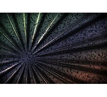 Abstract Metal Photographic Print