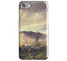 Sunrise Overflow iPhone Case/Skin