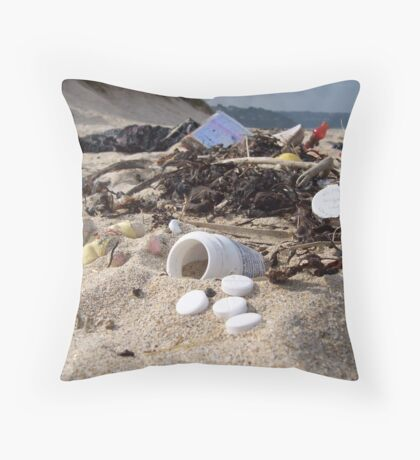 The Possessions. Throw Pillow