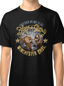 Blaze of Glory Classic T-Shirt