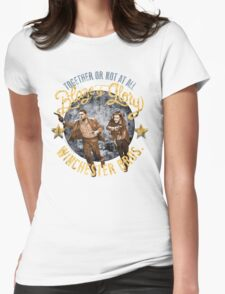 Blaze of Glory Womens Fitted T-Shirt