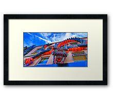 Dragonula - Camden Markets - London Framed Print