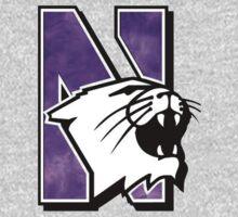 Northwestern Logo by katiefarello