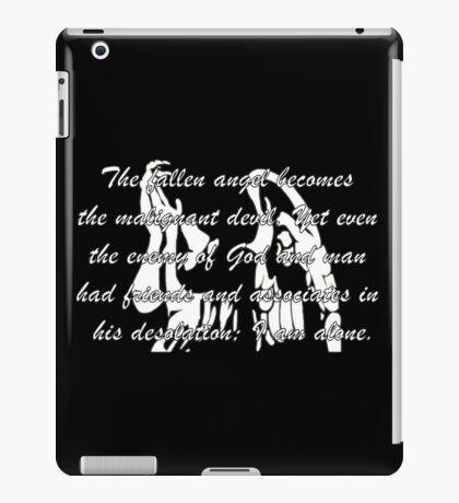 The Fallen Angel Frankenstein iPad Case/Skin