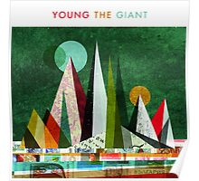 Young the Giant Poster