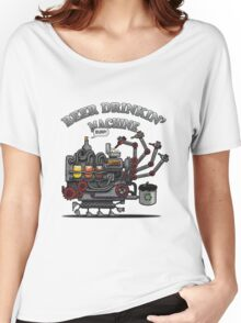 Beer Machine Women's Relaxed Fit T-Shirt