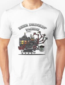 Beer Machine T-Shirt