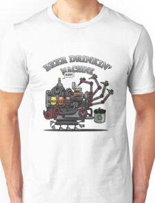 Beer Machine Unisex T-Shirt